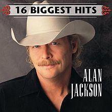 16 Biggest Hits (Alan Jackson album) httpsuploadwikimediaorgwikipediaenthumb0