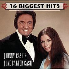 16 Biggest Hits (Johnny Cash and June Carter Cash album) httpsuploadwikimediaorgwikipediaenthumb3