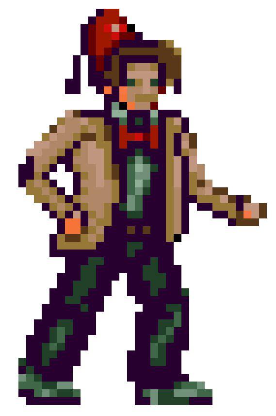 16-bit 11th Doctor in 16 bit by Nesasta on DeviantArt