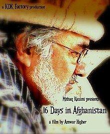 16 Days in Afghanistan httpsuploadwikimediaorgwikipediaenthumb4