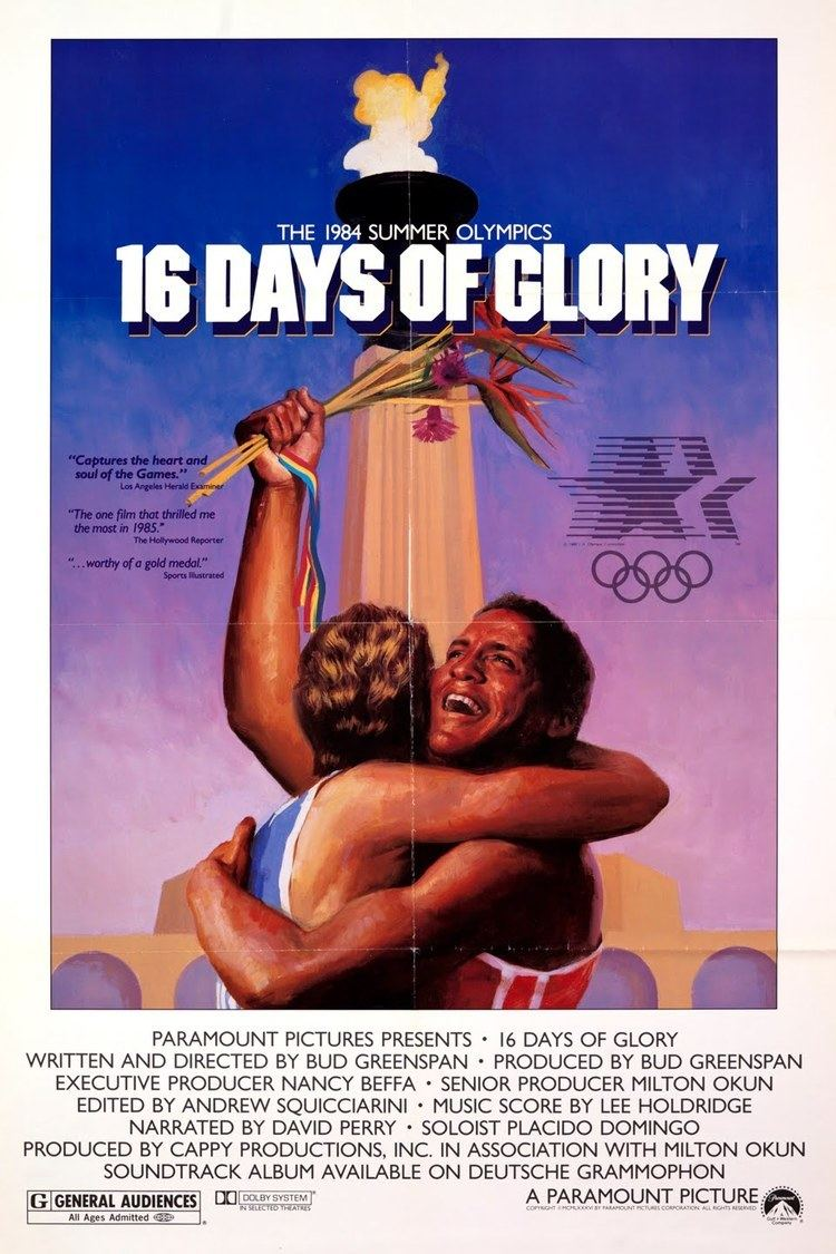 16 Days of Glory wwwgstaticcomtvthumbmovieposters47005p47005