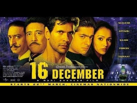 16 DECEMBER Official Trailer Bollywood Action Film Hindi Movie
