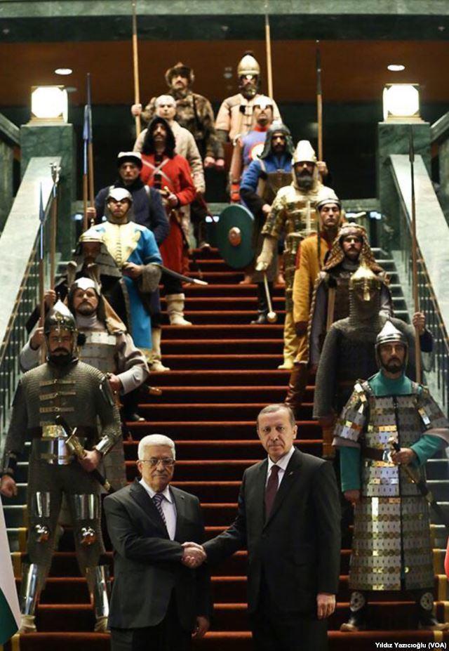 16 Great Turkic Empires