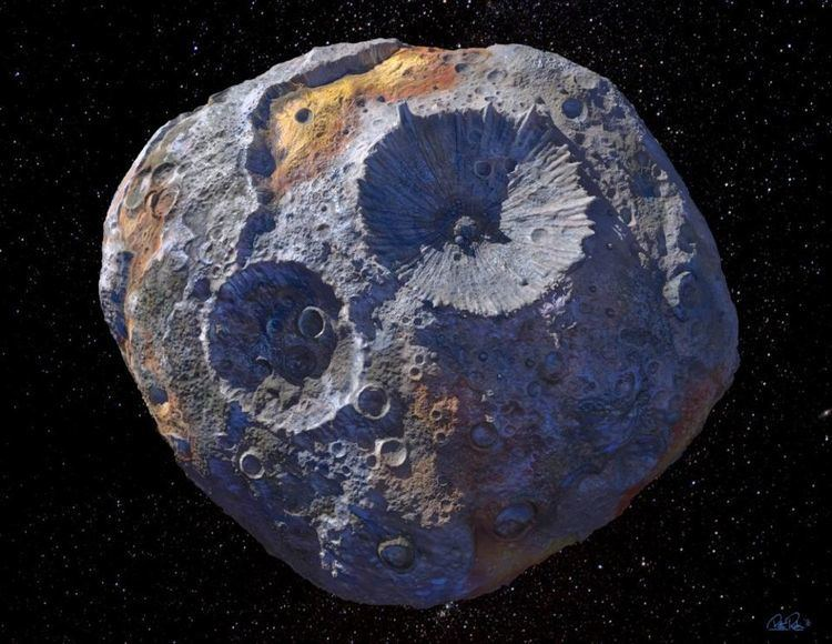 16 Psyche NASA39s new Psyche mission will take us to a metal asteroid for the