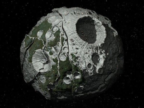 16 Psyche Psyche Mission Large metal asteroid is next to NASA39s agenda News