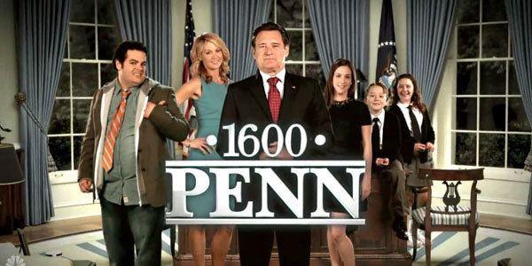 1600 Penn NBC Cancels Whitney and 1600 Penn TVcom