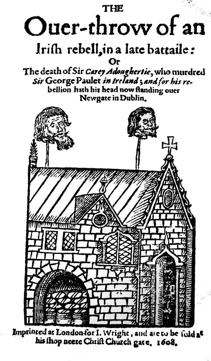 1608 in Ireland
