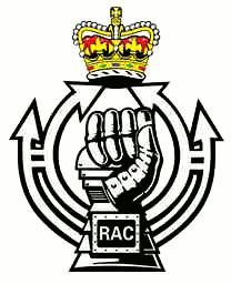160th Regiment Royal Armoured Corps