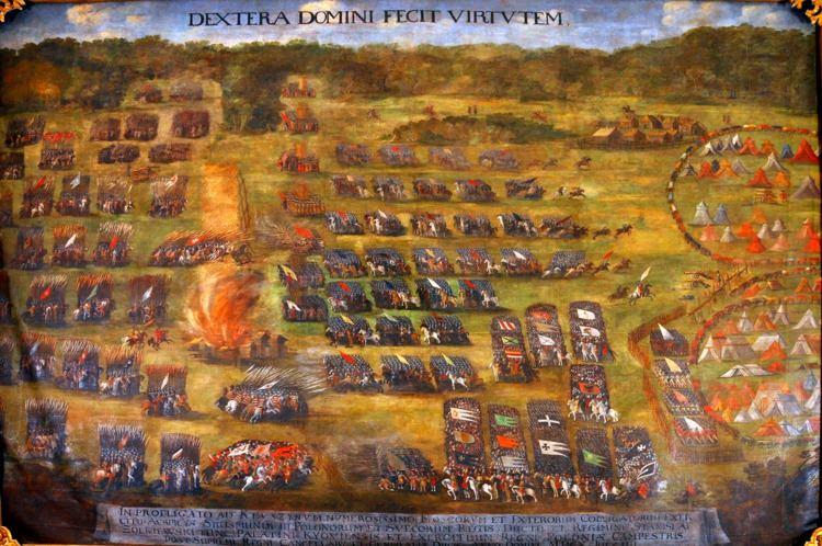 1610 in Sweden