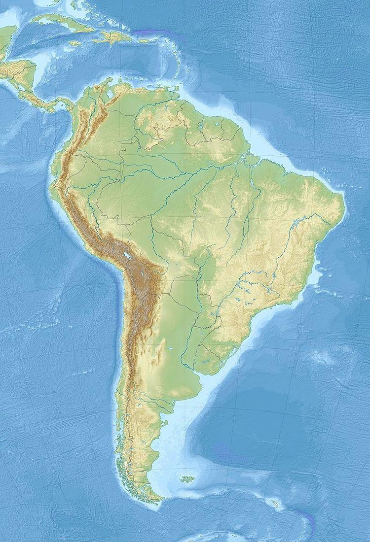 1615 Arica earthquake