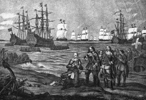 1630 in Sweden