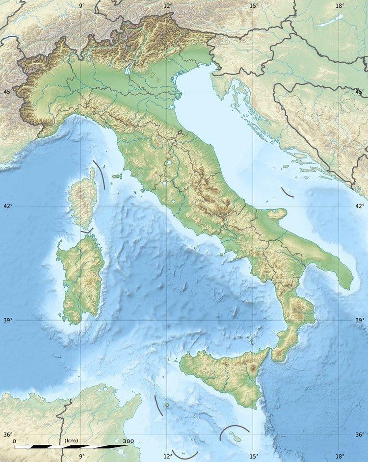 1639 Amatrice earthquake