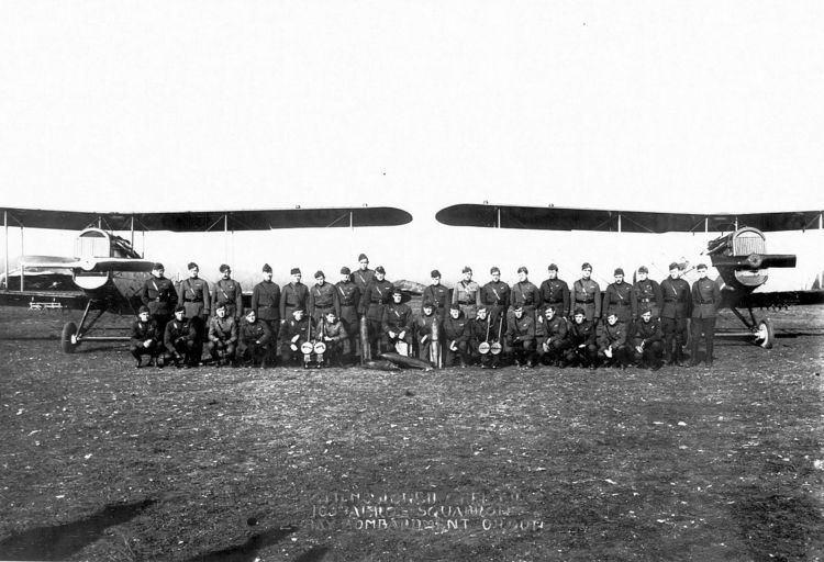 163d Aero Squadron