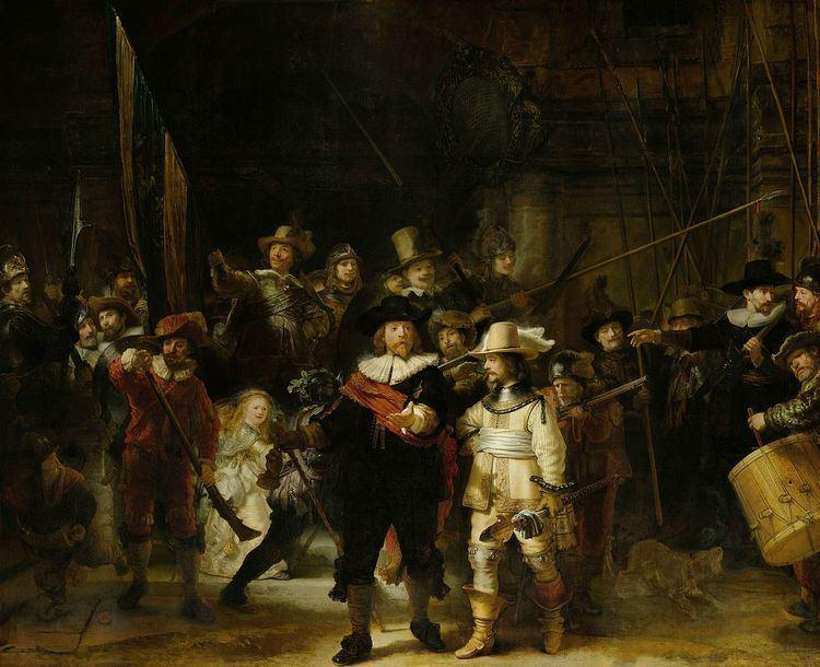1642 in art