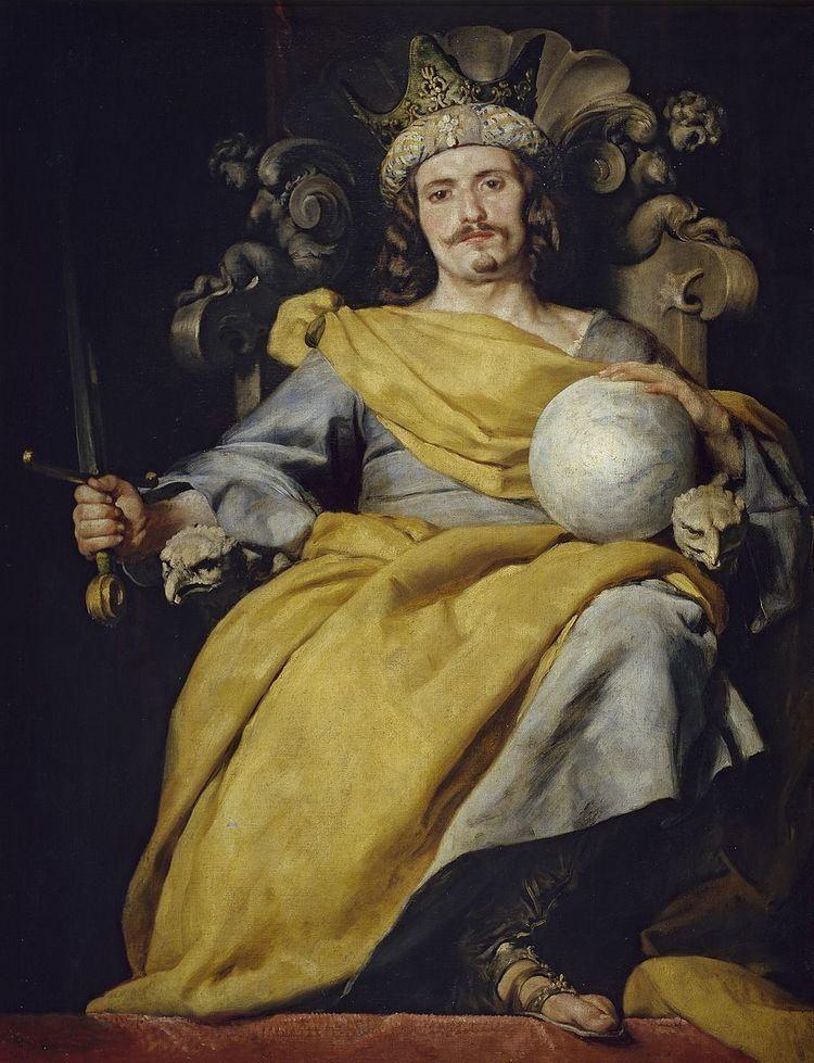 1643 in art