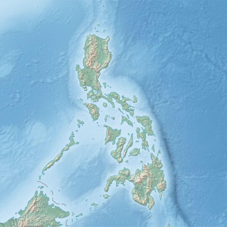 1645 Luzon earthquake