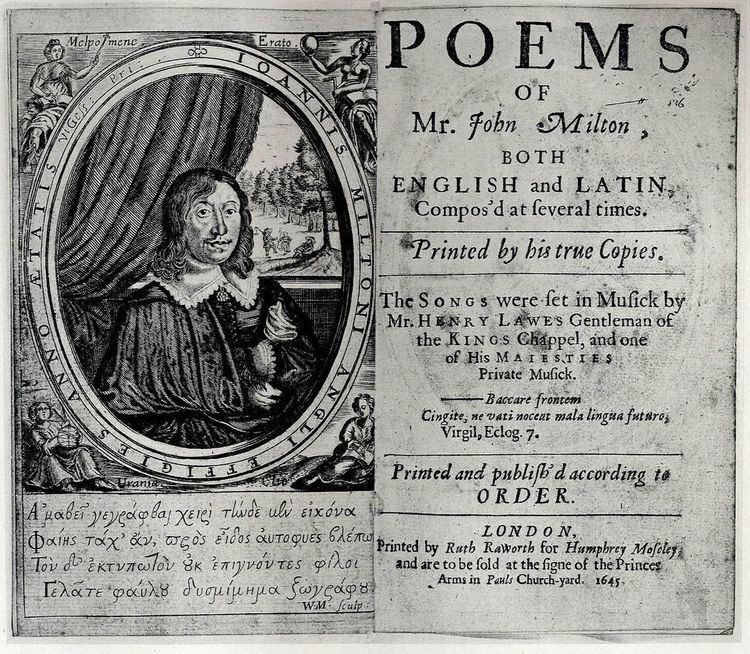 1646 in poetry
