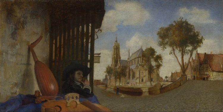 1652 in art