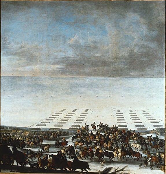 1658 in Denmark