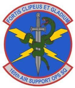 165th Air Support Operations Squadron