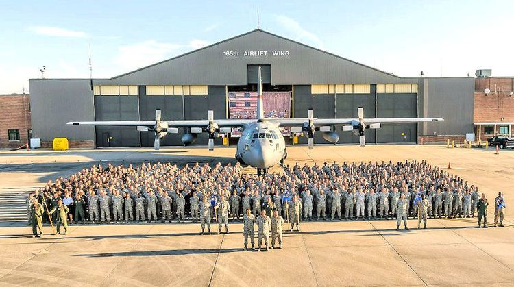 165th Airlift Wing