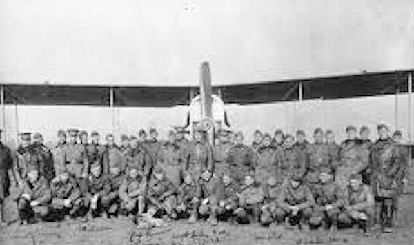 166th Aero Squadron