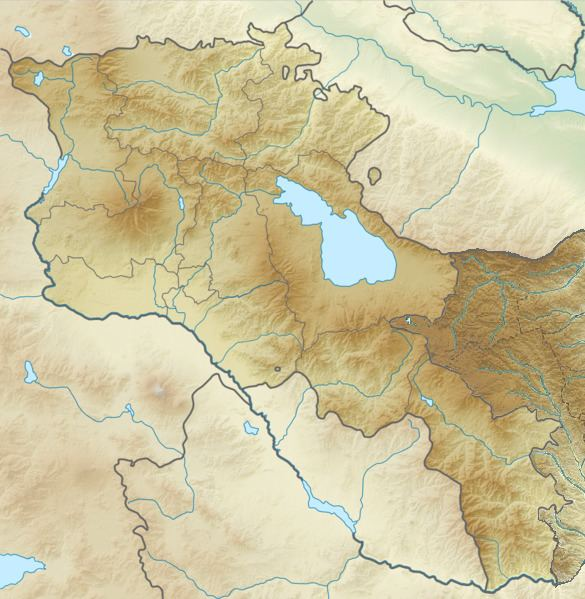 1679 Armenia earthquake