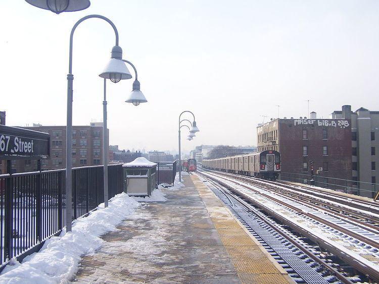 167th Street (IRT Jerome Avenue Line)