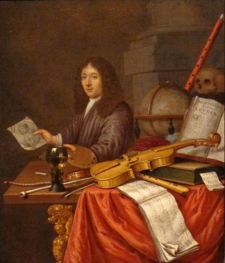 1684 in art