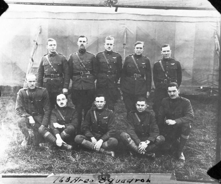 168th Aero Squadron