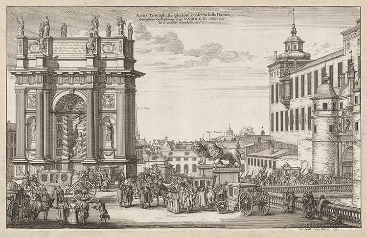 1692 in Sweden