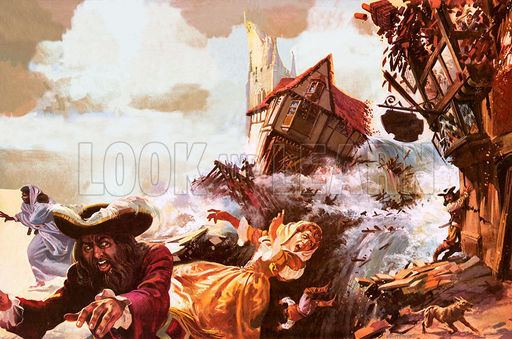 1692 Jamaica earthquake Historical articles and illustrations Blog Archive The Jamaican
