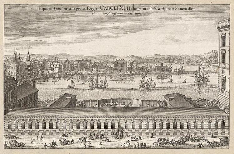 1696 in Sweden