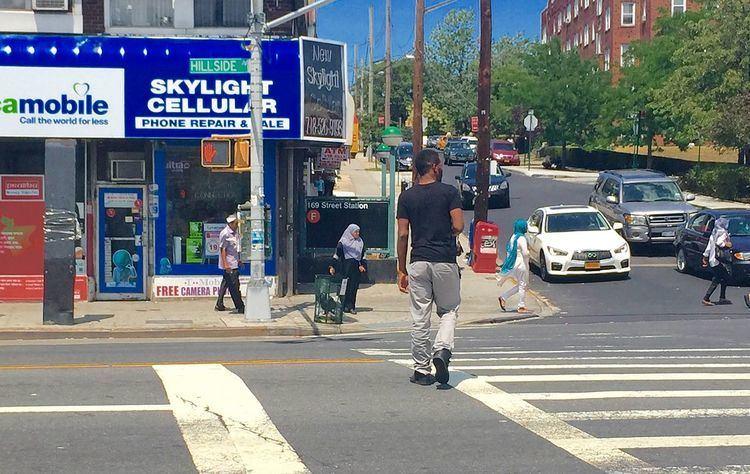 169th Street (IND Queens Boulevard Line)