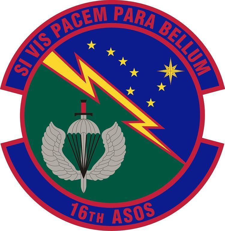 16th Air Support Operations Squadron