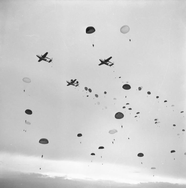 16th Airborne Division