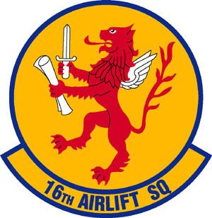 16th Airlift Squadron