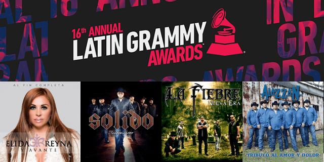 16th Annual Latin Grammy Awards Freddie Records Artists Nominated for 16th Annual Latin Grammy