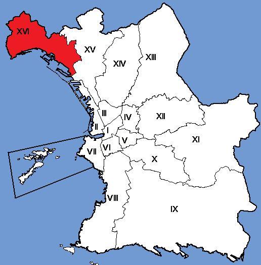16th arrondissement of Marseille