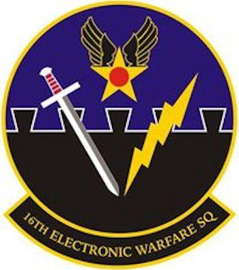 16th Electronic Warfare Squadron
