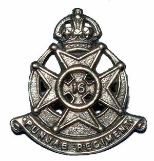 16th Punjab Regiment