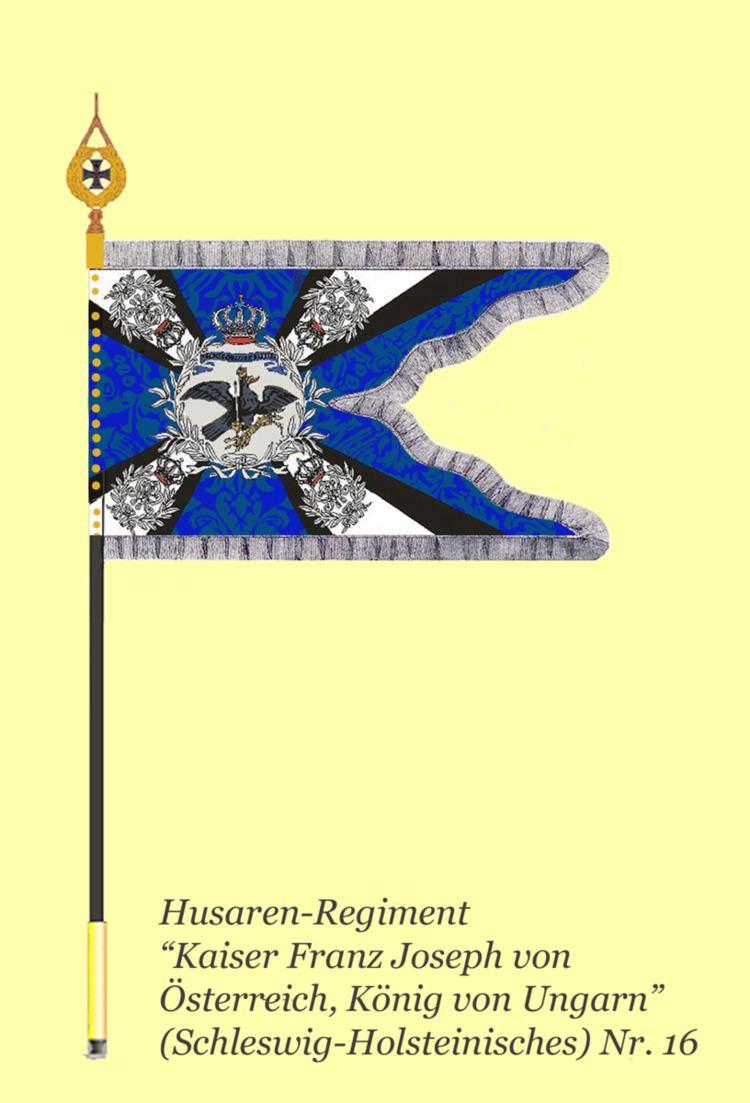 16th (Schleswig-Holstein) Hussars
