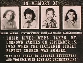 16th Street Baptist Church bombing Alabama 16th Street Baptist Church bombing Alabama Public Radio