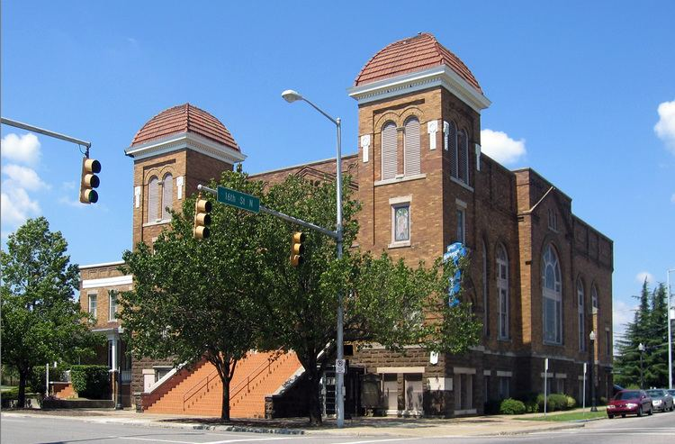 16th Street Baptist Church bombing 16th Street Baptist Church bombing Wikipedia