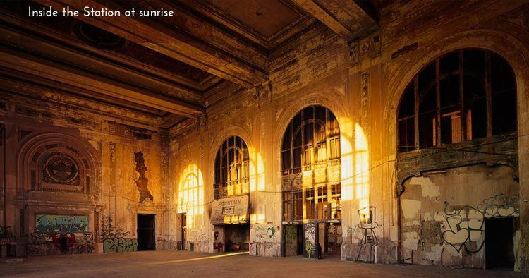 16th Street Station Bridge Housing Wants to Bring Oakland39s Central Station Back to Life