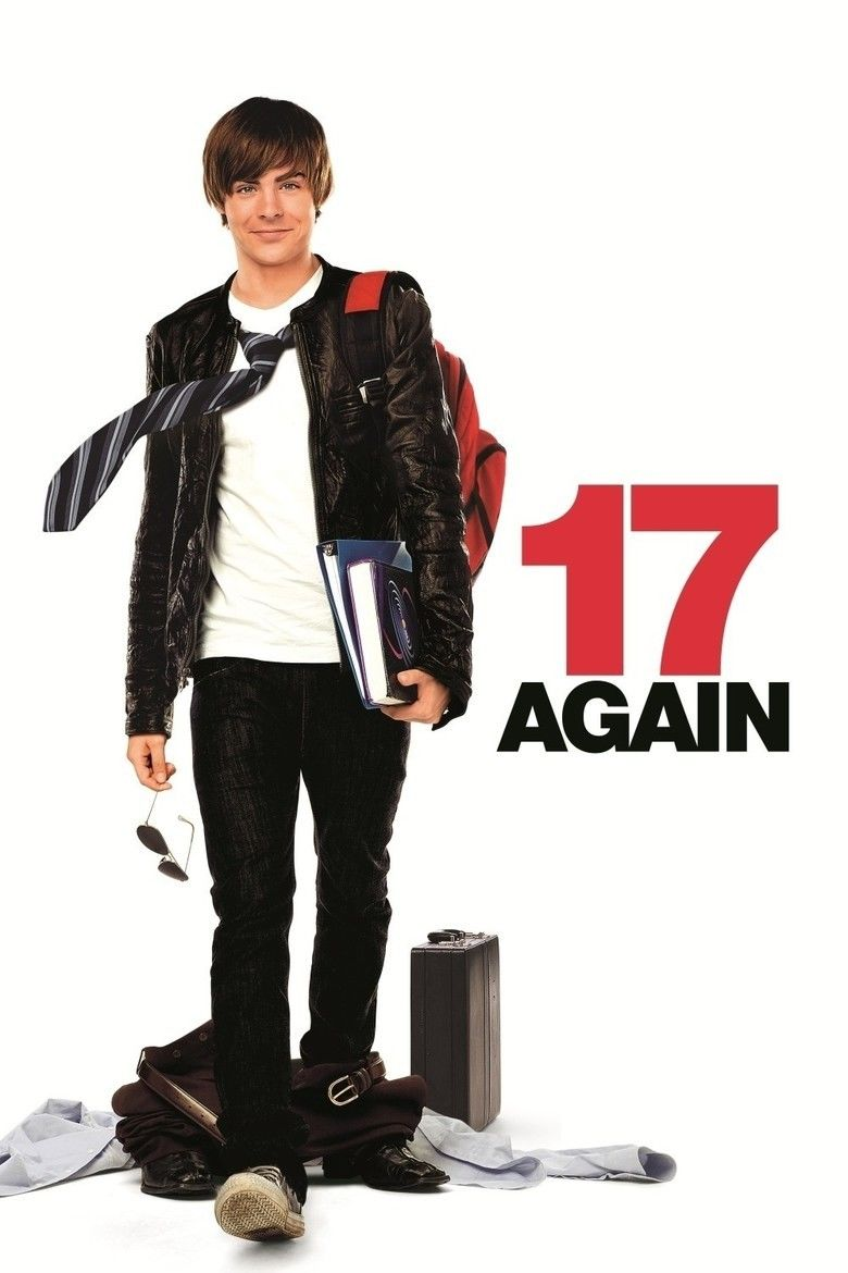 17 Again (film) movie poster