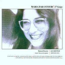 17 Songs (Maria Farantouri album) httpsuploadwikimediaorgwikipediaenthumba