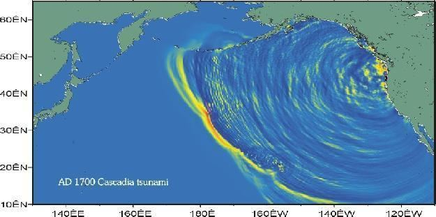 1700 Cascadia earthquake - Alc...
