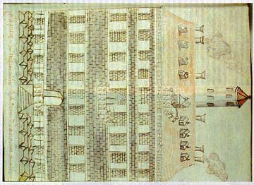 1700 in architecture