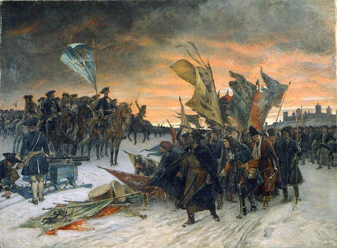 1700 in Sweden